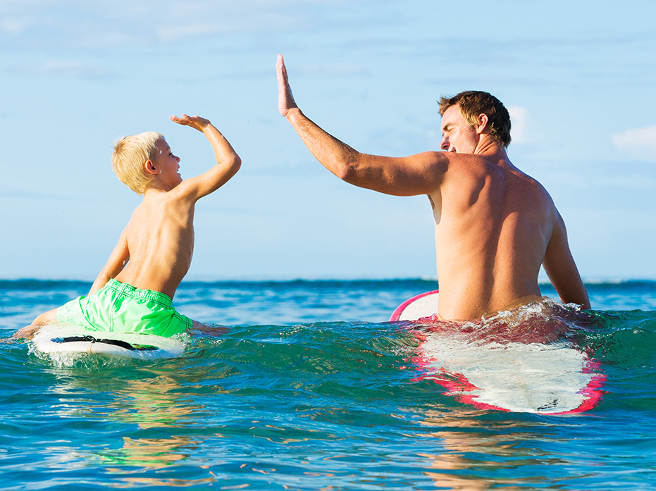 Surf & Paddle Summer Camp – Surf Session, Huntington Beach