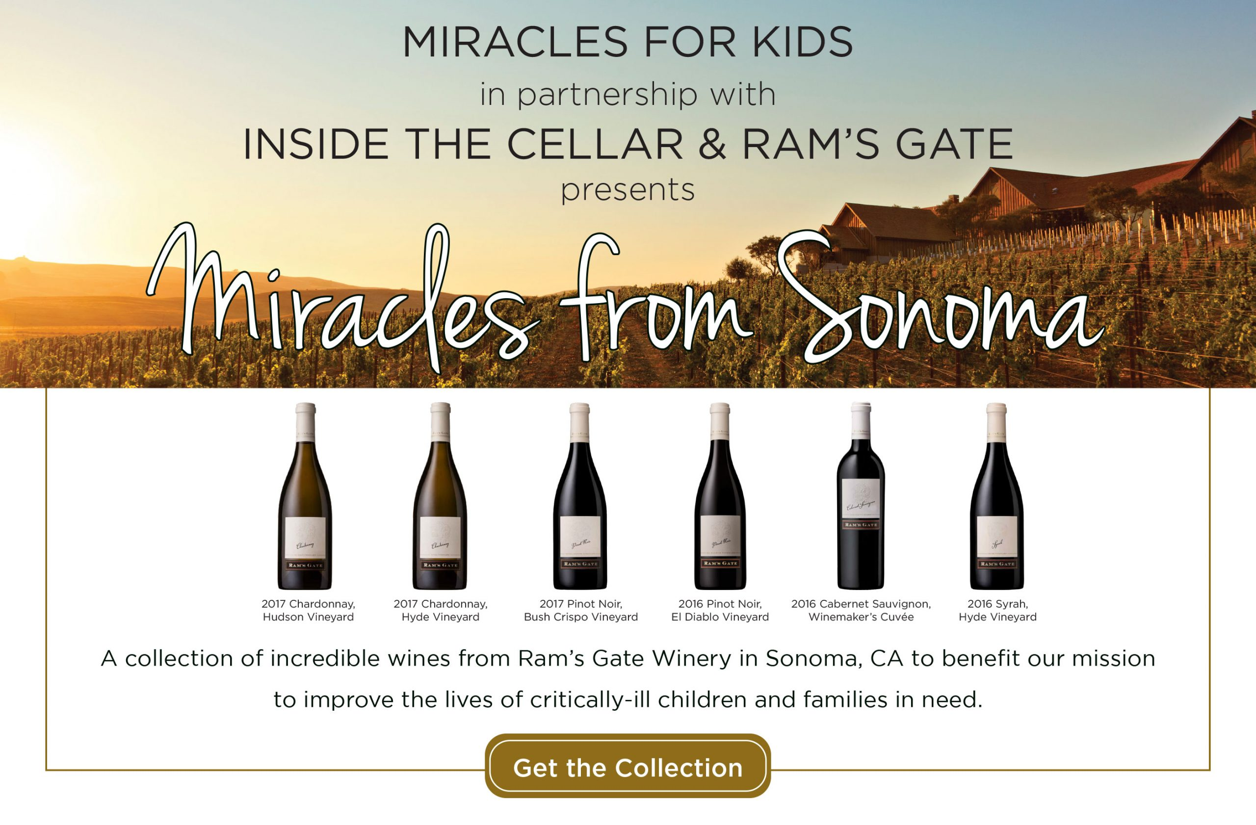 Miracles from Sonoma