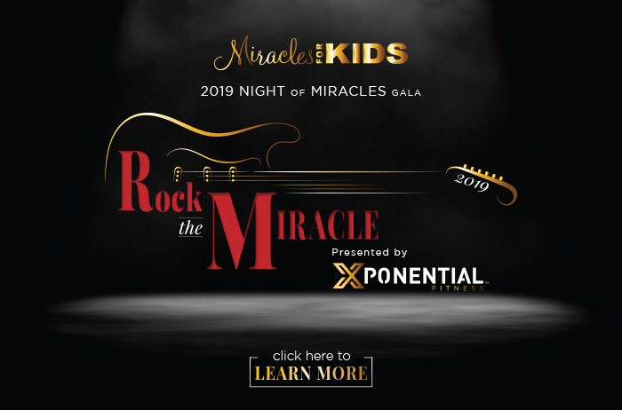 2019 Night of Miracles Gala: Rock the Miracles