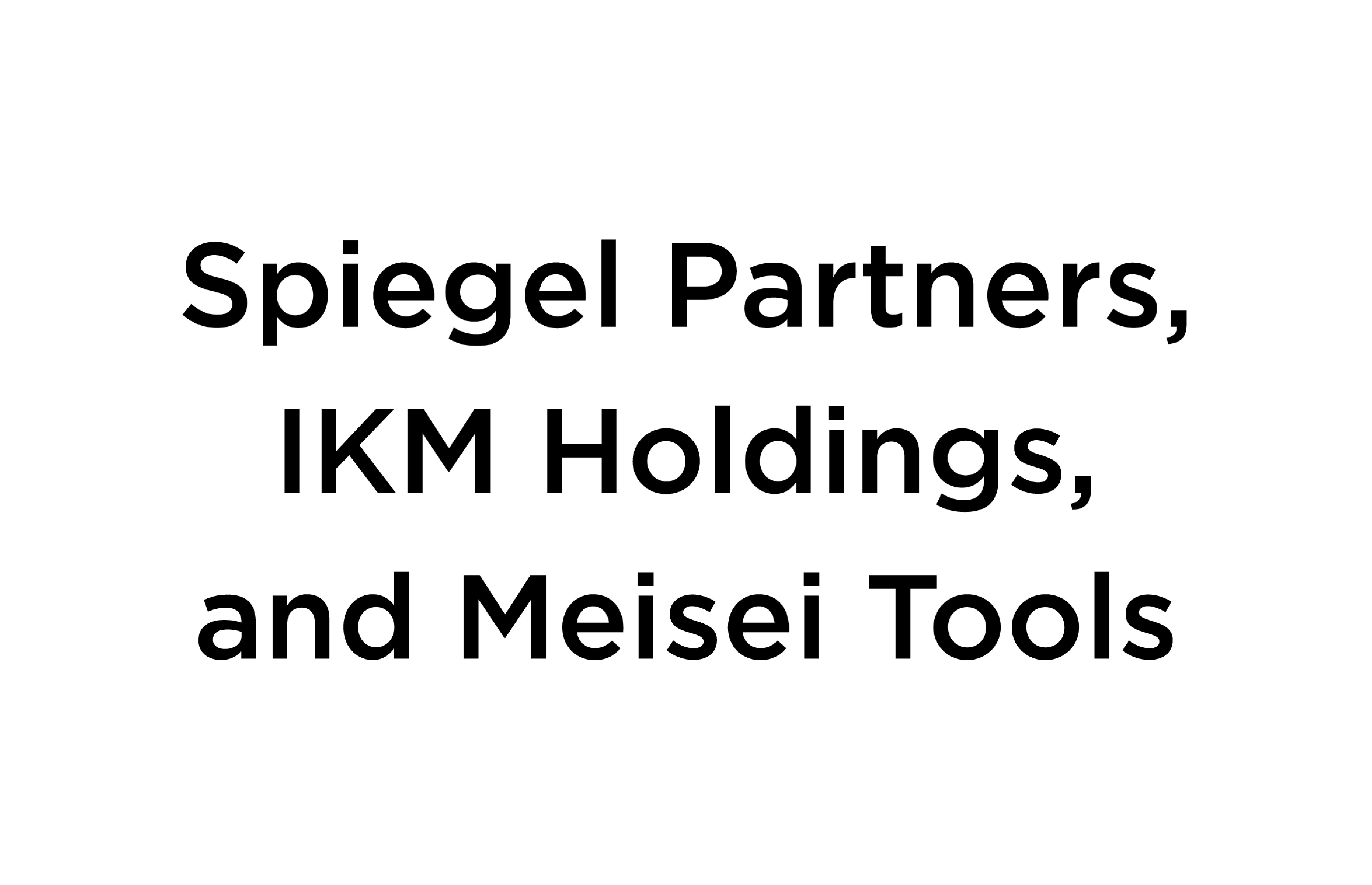 Spiegel Partners