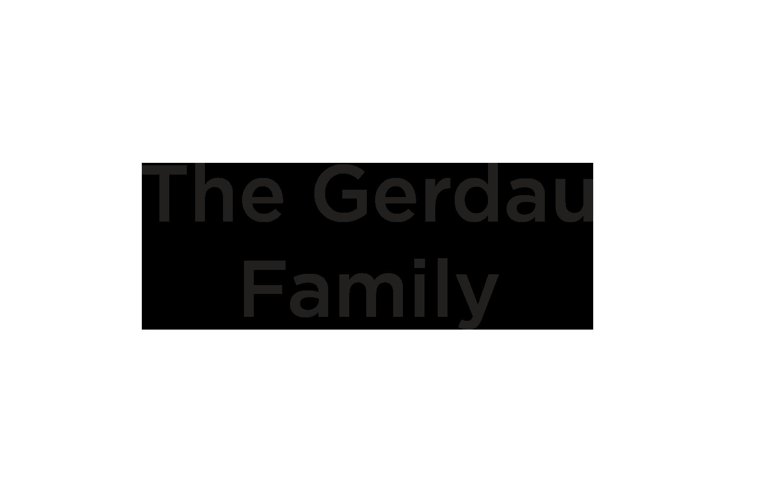 The Gerdau Family