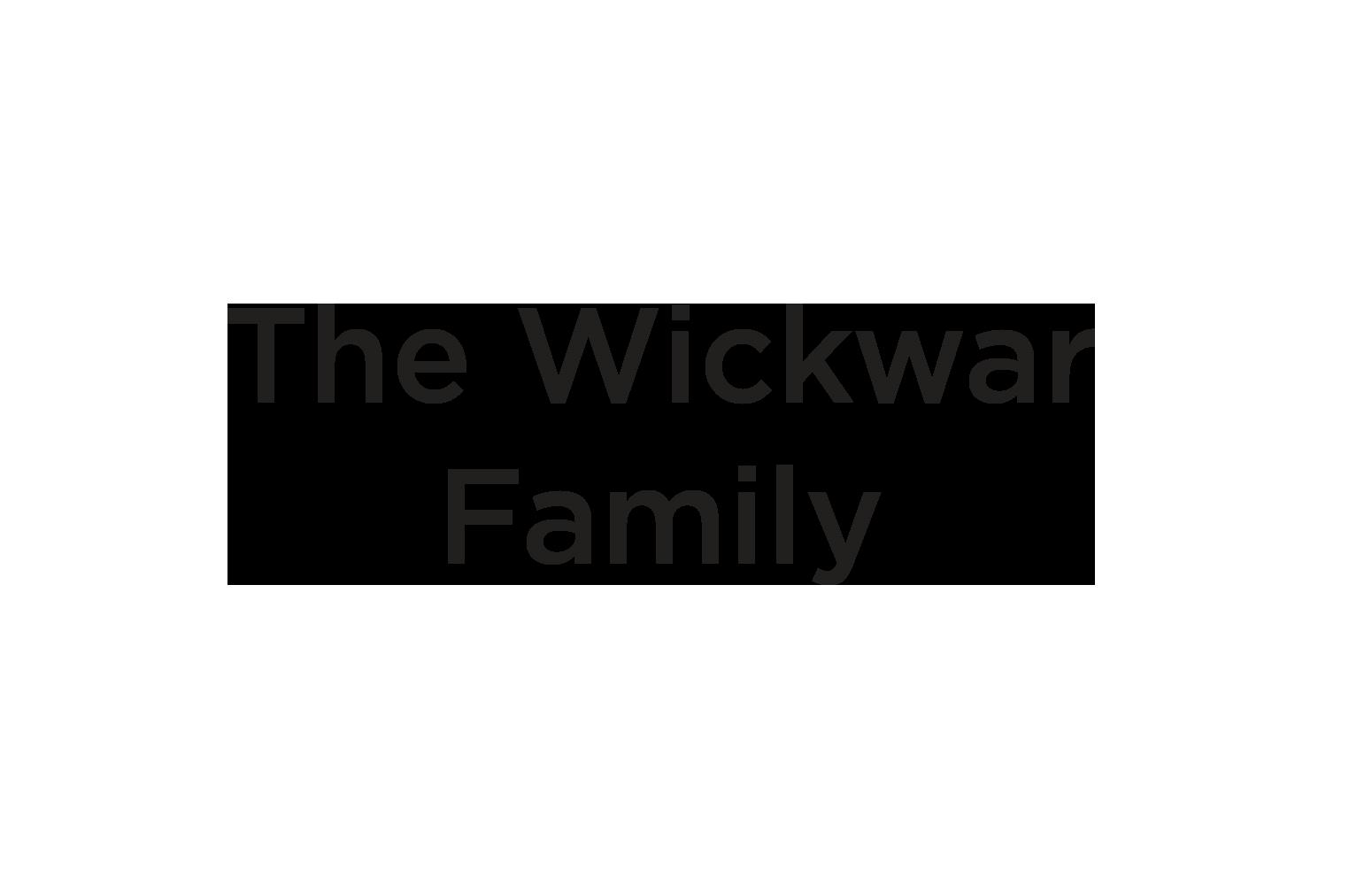The Wickwar Family